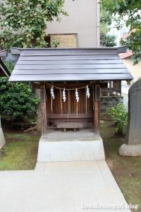 徳丸北野神社(板橋区徳丸)13
