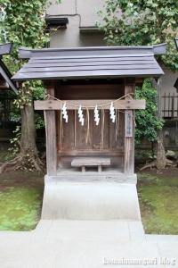 徳丸北野神社(板橋区徳丸)14