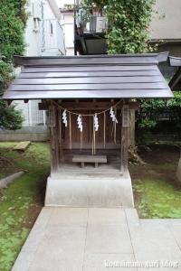 徳丸北野神社(板橋区徳丸)15
