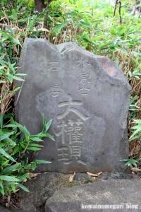 徳丸北野神社(板橋区徳丸)17