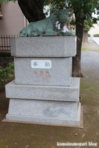徳丸北野神社(板橋区徳丸)23
