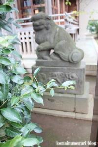 徳丸北野神社(板橋区徳丸)27