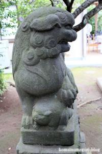 徳丸北野神社(板橋区徳丸)28