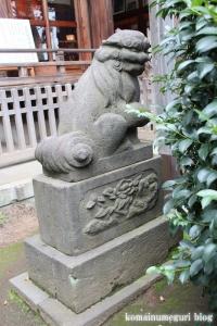 徳丸北野神社(板橋区徳丸)33