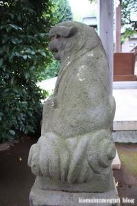 徳丸北野神社(板橋区徳丸)30