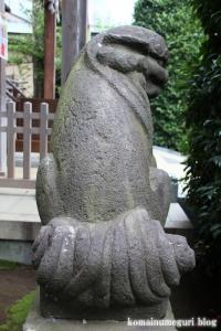 徳丸北野神社(板橋区徳丸)36