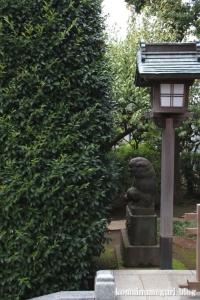 徳丸北野神社(板橋区徳丸)41