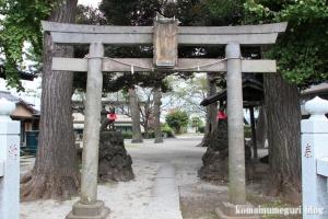 四葉稲荷神社(板橋区四葉)3