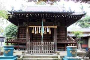 四葉稲荷神社(板橋区四葉)11