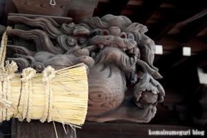 四葉稲荷神社(板橋区四葉)13