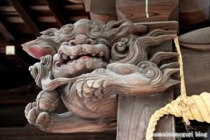 四葉稲荷神社(板橋区四葉)14