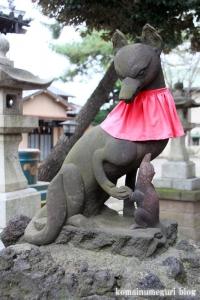 四葉稲荷神社(板橋区四葉)8