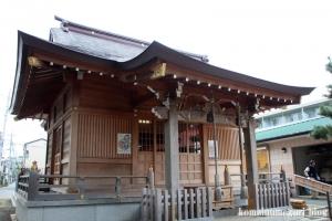 大松氷川神社(練馬区北町)17