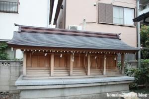 大松氷川神社(練馬区北町)19
