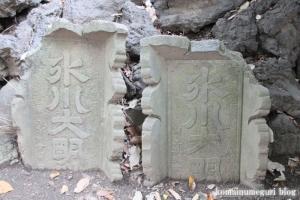 大松氷川神社(練馬区北町)20