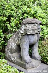 大松氷川神社(練馬区北町)10