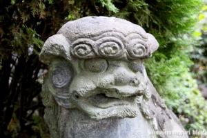 大松氷川神社(練馬区北町)21