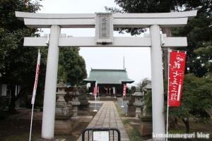 氷川神社(練馬区高野台)3