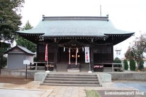 氷川神社(練馬区高野台)6