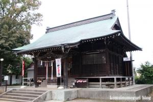 氷川神社(練馬区高野台)7