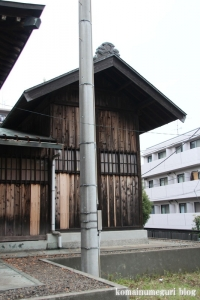 氷川神社(練馬区高野台)8