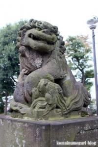 氷川神社(練馬区高野台)13