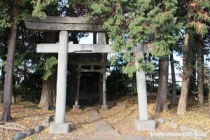 稲荷神社(所沢市林)1