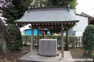 三ケ島稲荷神社(所沢市三ケ島)6