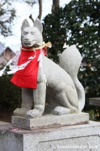 三ケ島稲荷神社(所沢市三ケ島)8