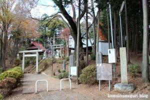 堀口天満天神社(所沢市上山口)1