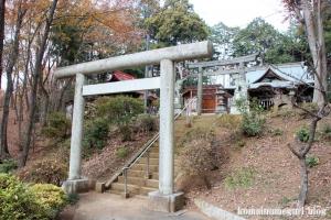 堀口天満天神社(所沢市上山口)3