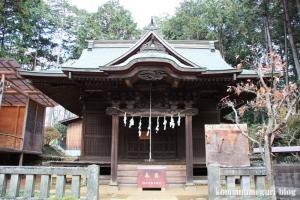 堀口天満天神社(所沢市上山口)6