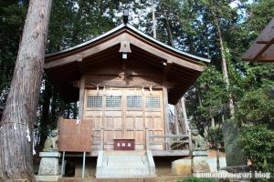 堀口天満天神社(所沢市上山口)9