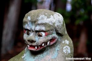 堀口天満天神社(所沢市上山口)21