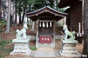 堀口天満天神社(所沢市上山口)24