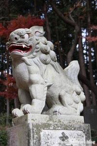 堀口天満天神社(所沢市上山口)4