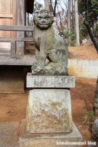 堀口天満天神社(所沢市上山口)11