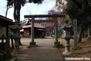 浅間神社(所沢市荒幡)1