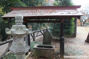 浅間神社(所沢市荒幡)4