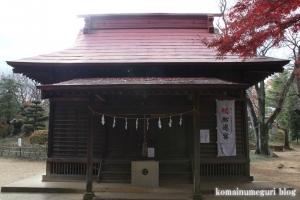 浅間神社(所沢市荒幡)6