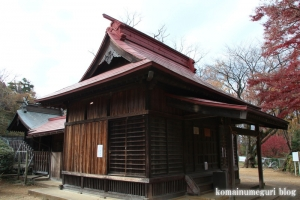 浅間神社(所沢市荒幡)7