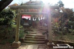 浅間神社(所沢市荒幡)11