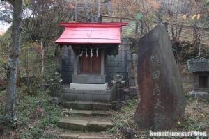 浅間神社(所沢市荒幡)20