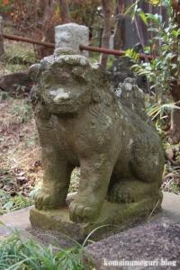 浅間神社(所沢市荒幡)13