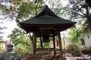 鳩峰八幡神社(所沢市久米)6