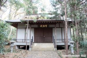 鳩峰八幡神社(所沢市久米)8