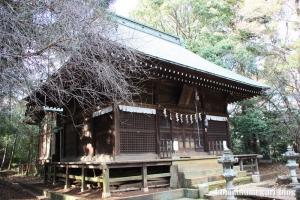 鳩峰八幡神社(所沢市久米)11