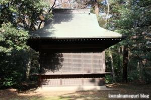 鳩峰八幡神社(所沢市久米)25