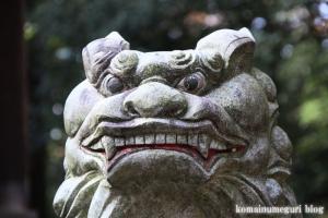 鳩峰八幡神社(所沢市久米)35