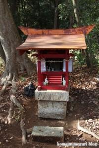 鳩峰八幡神社(所沢市久米)4